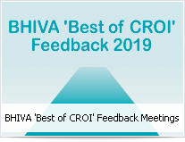 BHIVA 'Best of CROI' Feedback Meetings 2019