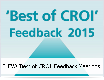 BHIVA 'Best of CROI' Feedback Meetings (2015)