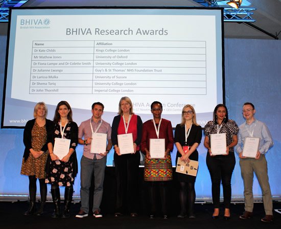 BHIVA Research Awards