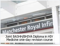 Joint BASHH/BHIVA Diploma in HIV Medicine one-day revision course