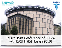 Fourth Joint Conference of BHIVA with BASHH