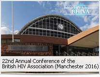 22nd Annual Conference of BHIVA (Manchester 2016)