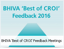 BHIVA 'Best of CROI' Feedback Meetings (2016)
