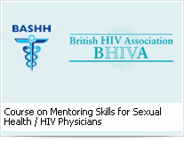 Course on Mentoring Skills for Sexual Health / HIV Physicians