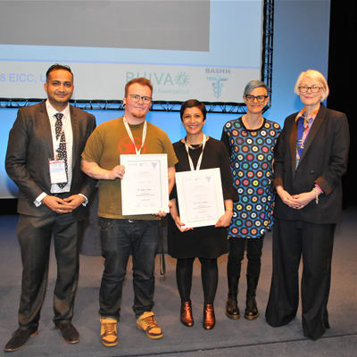 Mediscript Awards in collaboration with BHIVA and BASHH