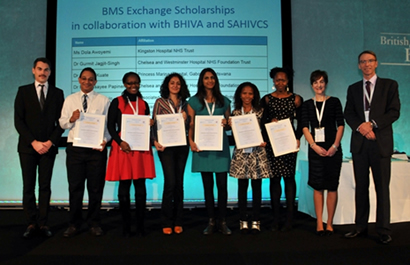 BMS Exchange Scholarships in collaboration with BHIVA, HIVPA and SAHIVCS