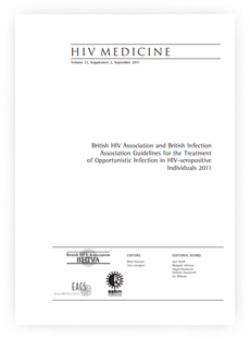 Treatment of Opportunistic Infection in HIV-seropositive Individuals (2011)