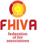 The new FHIVA logo incorporates a circular motif made up of seven parts, representing the strength of the collective whole, accompanied by the FHIVA acronym in a dynamic and contemporary font