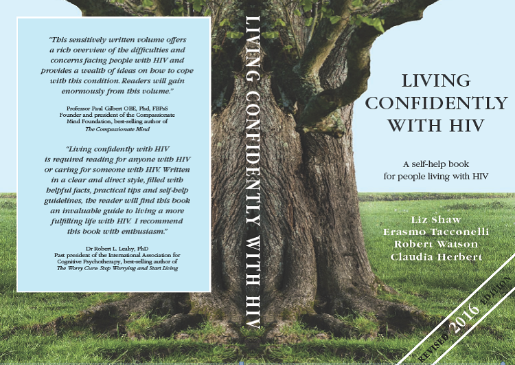 Living Confidently with HIV: A self-help book for people living with HIV