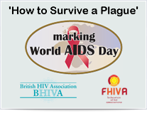 BHIVA World AIDS Day 2016 Event - How to Survive a Plague