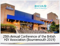25th Annual Conference of the British HIV Association