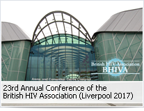 23rd Annual Conference of BHIVA (Liverpool 2017)