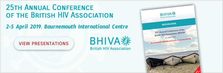 25th Annual Conference of the British HIV Associat